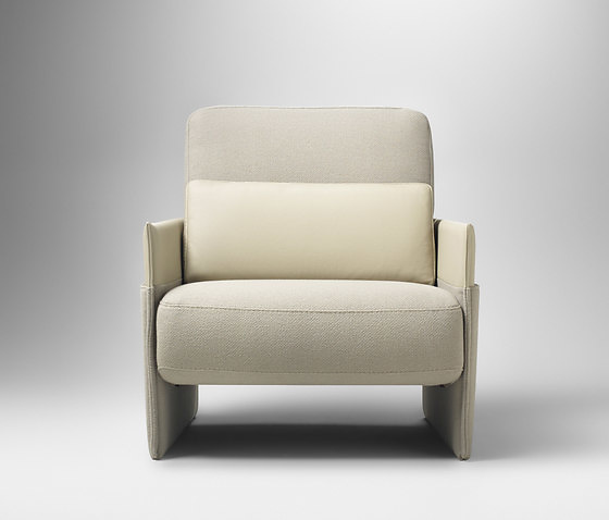 Samuel Accoceberry Tabac Armchair