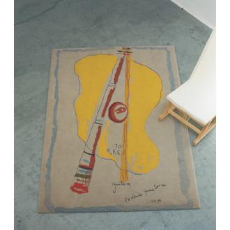 Santa & Cole Alfombra La Guitarra Rug