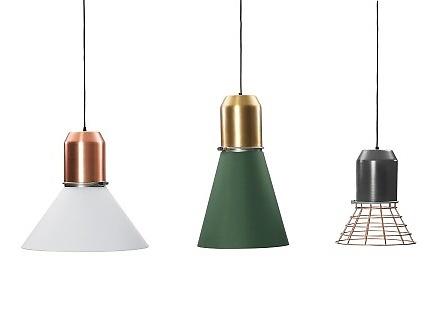 Sebastian Herkner Bell Light