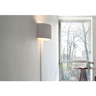 Sebastian Wrong Spun Light Soft Architecture Wall Lamp