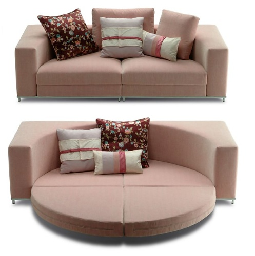 Sergio Bicego Nesting Sofa Bed