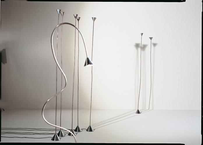 Sergio Calatroni Papiro Lamp