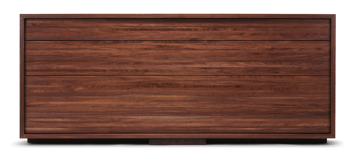 Skram Lineground 3-drawer Horizontal Bureau