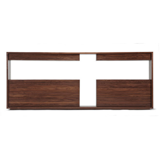 Skram Lineground 4-drawer Sideboard
