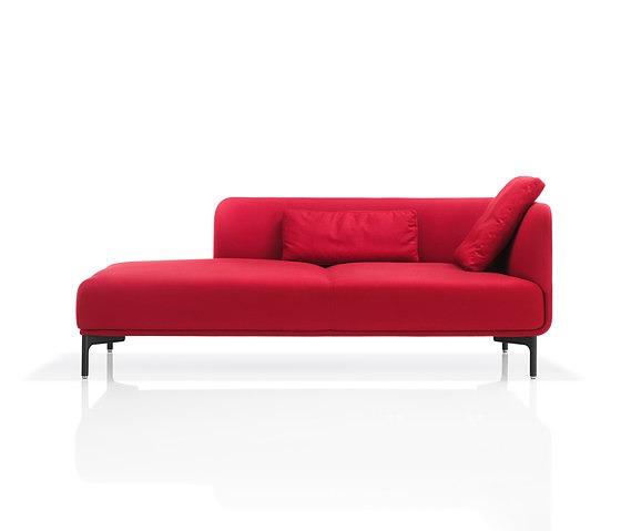 Soda Designers and Nasrallah & Horner Liv Modular Sofa With Table