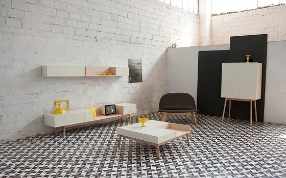 Sotiris Lazou Mos-i-ko 006 Coffee Table