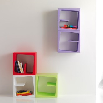 Stefan Bench Quby Bookcase