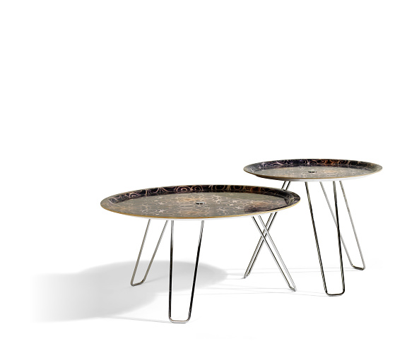 Stefan Borselius and Fredrik Mattson Occhio Table