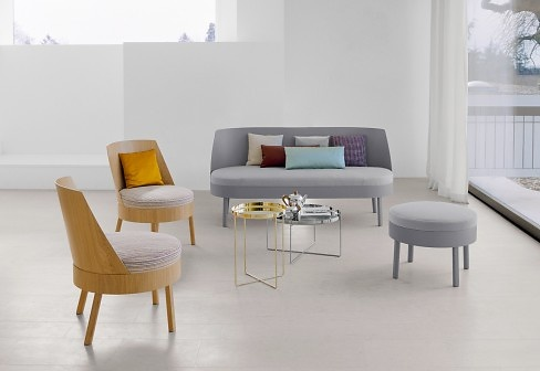 stefan diez ec02 bessy lounge chair. Black Bedroom Furniture Sets. Home Design Ideas