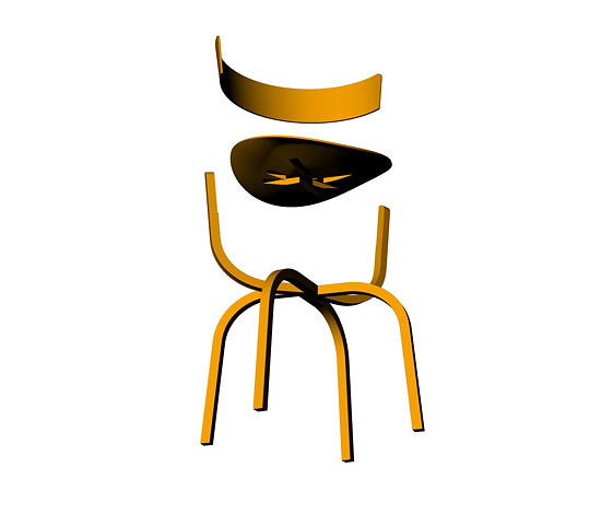 Stefan Diez Program 404 Chair