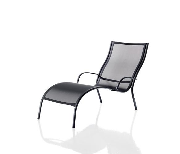 Stefano giovannoni paso doble chaise longue for Chaise longue 200 cm