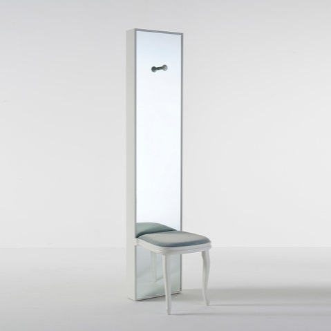 Steffen Kaz and Catharina Lorenz Secreto Mirror