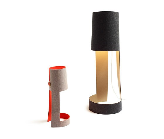 Stephanie Knust Mia Lamp Collection