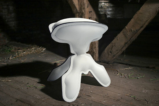 Studio Demakersvan and Judith de Graauw Miss Judith Stool