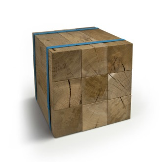 Supergrau Kloezze Edition Stool
