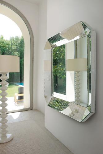 T. Colzani Megalux Mirror