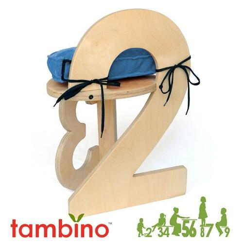 Tambino 1-2-3 Chair With Cushion