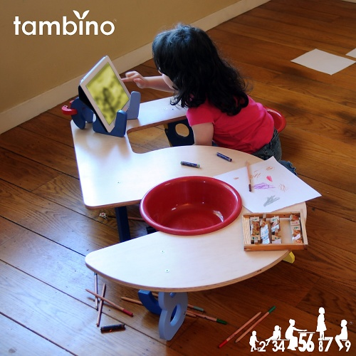 Tambino Oversized 5 Table