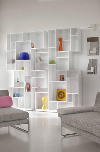 Targa Italia Bookie Bookcase