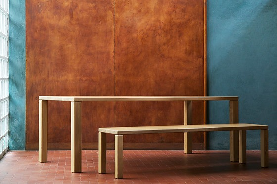 Terence Woodgate Element Bench
