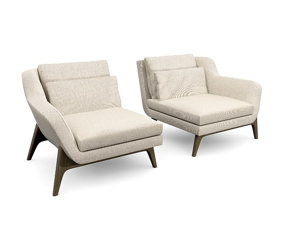 Terry Zappa and Marconato Maurizio Glorious Armchair