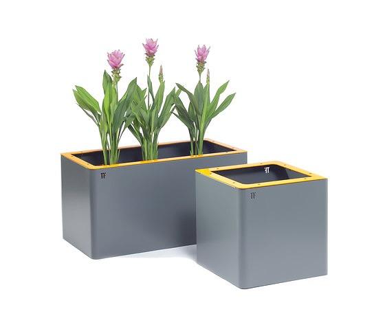 TF URBAN Jardinières Flowerpot Collection