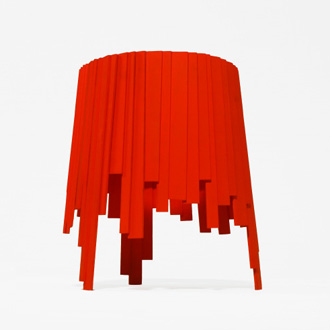 Theo Richardson, Charles Brill and Alexander Williams Matryoshka Table