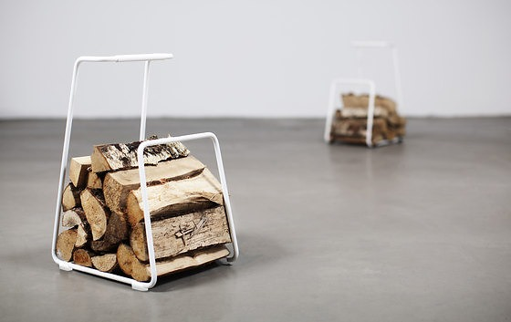 Thomas Bernstrand Log Woodbasket
