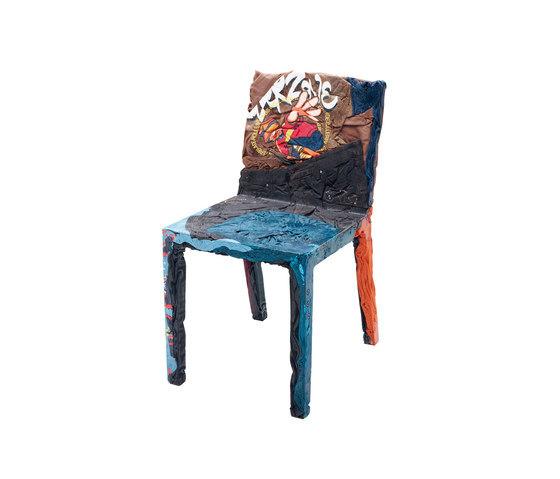 Tobias juretzek rememberme chair for Frezza casamania