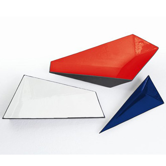 Tom Dixon Enamel Vessel Trio