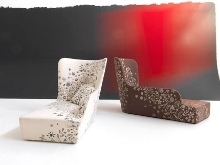 Tord Boontje Closer Chaise Longue