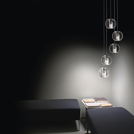 Toso, Massari & Associati Fairy Pendant Lamp