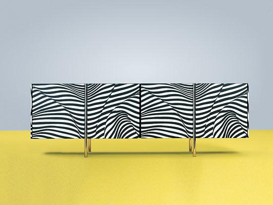 Trix & Robert Haussmann Wogg 12 Sideboard