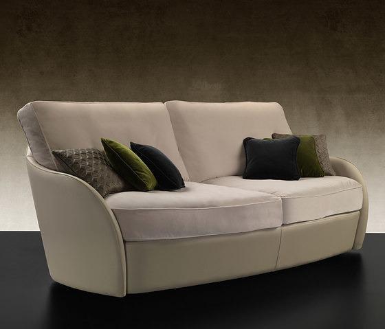 Tulczinsky Swan Sofa