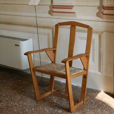 Umberto Riva Poltrona Chair