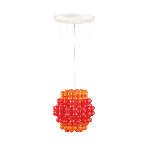 Verner Panton Ball Lamp