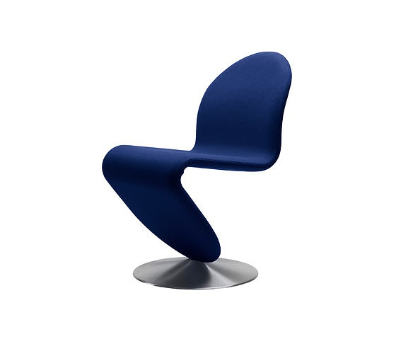 Verner Panton System 1-2-3 Dining Chair