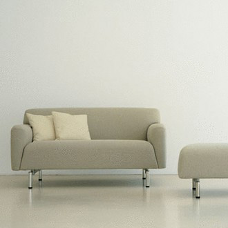 Vico Magistretti Assuan Seating Collection
