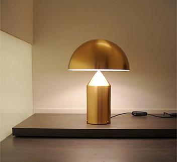 Vico Magistretti Atollo Lamp