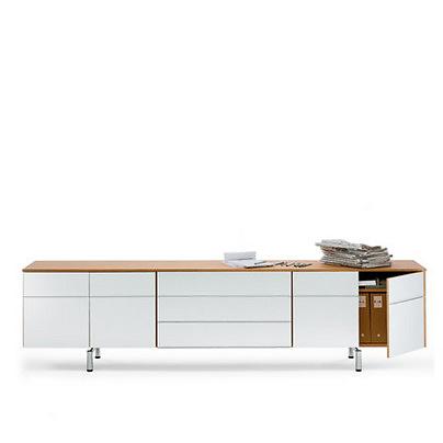 Vico Magistretti Shine Cabinets