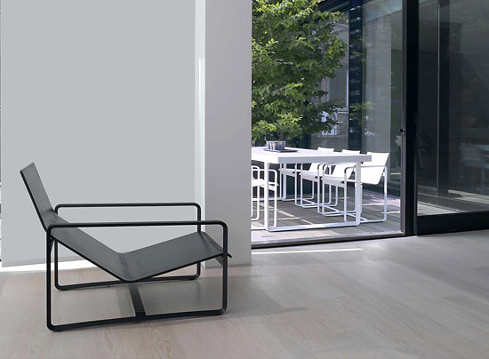 Vincent Van Duysen Neutra Outdoor Furniture