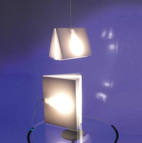 Vincenz Warnke Book Light Lamp