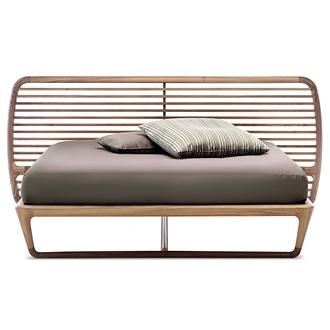 Vincenzo De Cotiis Buonanotte Valentina Wood Bed