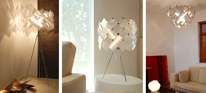 Yee-Ling Wan Jewel Lamp
