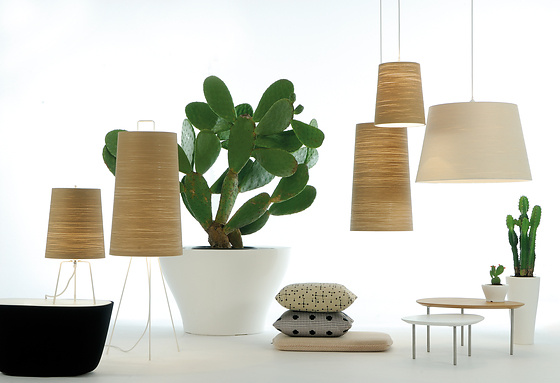 Yonoh Tali Floor and Table Lamp