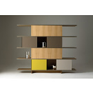 Angelo Mangiarotti Multiuse Shelves