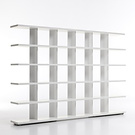 Benedetto Quaquaro Tok Bookcase