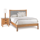 Copeland Furniture Berkeley Bed And 2 Drawer