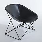 Ferruccio Laviani Popsi Lounge Chair