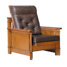 Frank Lloyd Wright Dana-Thomas Recliner